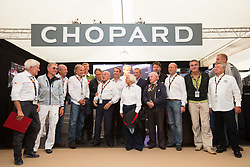 14.07.2012, Groebming, AUT, Ennstal Classic 202, Chopard Grand Prix, im Bild Fahrerfoto Chopard GP // during Chopard Grand Prix at the Ennstal Classic 2012 in Groebming, Austria on 2012/07/14. EXPA Pictures © 2012, PhotoCredit: EXPA/ J. Groder