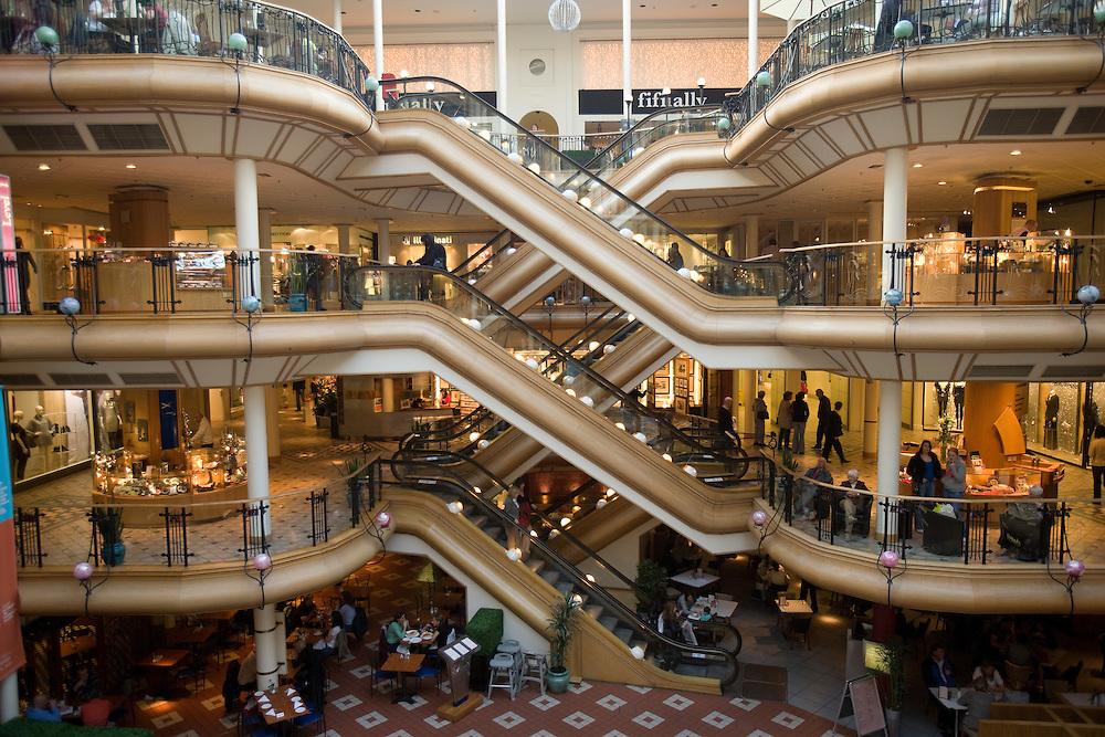Buchanan Galleries shopping mall, Glasgow, Scotland