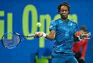 ATP Qatar Open - Jan 2018