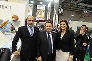 MILANO 17 FEBBRAIO<br /> BASKET <br /> PRESENTAZIONE ALL STAR GAME MILANO<br /> NAZIONALE ITALIANA MASCHILE<br /> NELLA FOTO TICCHI<br /> FOTO CIAMILLO