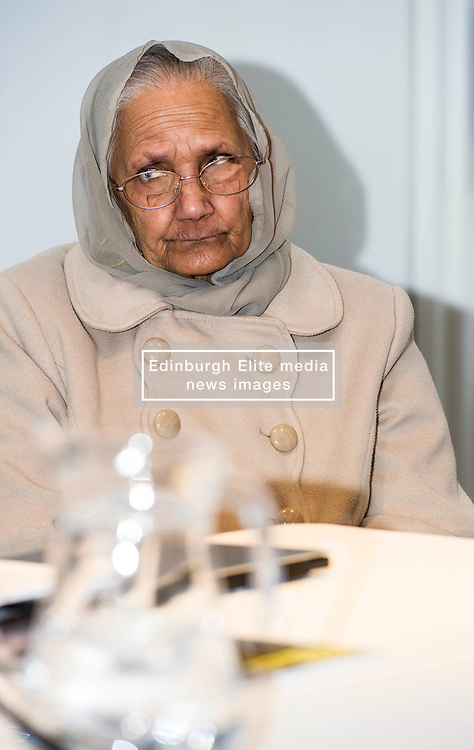 """Pictured: Palbinder Kaur, Jaggi's grandmother<br /> This week marks 100 days since the arrest of Jagtar Singh Johal, a Scottish Sikh from Dumbarton who has been held by Indianpolice without charge since 4 November 2017.  The arrest came two weeks after Jagtar, also known as 'Jaggi"""" travelled to india from Scotland for his wedding.<br /> <br /> <br /> Ger Harley   EEm 12 February 2018"""