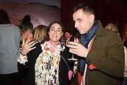 MAJA HOFFMANN, VASSILIS OIKONOMOPOULO, May You Party in Interesting Times, Ralph Rugoff hosts a party for the artists with the Store X , Vinyl Factory and Laylow, Palazzo Benzon, Venice. 7 May 2019