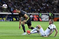 Cristiano Ronaldo Juventus Luca Rigoni Parma <br /> Parma 01-09-2018 Stadio Ennio Tardini Calcio Serie A 2018/2019 Parma - Juventus <br /> Foto Andrea Staccioli / Insidefoto