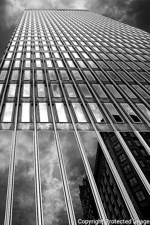 Building and Reflection