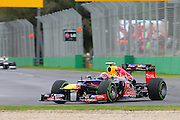 Mark WEBBER, Australien, AUS, Team Red Bull F1 <br /> - Melbourne, Albert Park Formula 1 Grand Prix 2012 - <br /> - Formel 1 Rennen in Melbourne, Albert Park, Australien  -<br /> fee liable image, copyright ©  ATP Damir IVKA