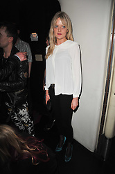 LADY ELOISE ANSON at a party to launch Esquire magazine's June issue hosted by new editor Alex Bilmes at Sketch, Conduit Street, London on 5th May 2011.