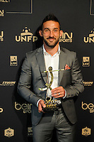 Julian PALMIERI  - 17.05.2015 - Ceremonie des Trophees UNFP 2015<br />