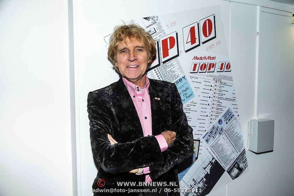 NLD/Hilversum/20150102 - Top40 viert 50 jarig bestaan, Jacques Herb