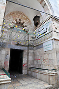 Israel, Jerusalem, old city, Salah Ad-Deen Ayyobi Waqf Islamic holy place