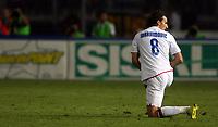 """Empoli 01/09/2007 Stadium """"Carlo Castellani"""" <br /> Empoli-Inter 0-1 Campionato Serie A 2007/2008 Matchday 2<br /> Nella foto:  Ibrahimovic (Inter) <br /> Foto Gianni Nucci Insidefoto"""