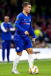 Eden Hazard of Chelsea - Mandatory by-line: Robbie Stephenson/JMP - 04/10/2018 - FOOTBALL - Stamford Bridge - London, England - Chelsea v Vidi - UEFA Europa League Group L