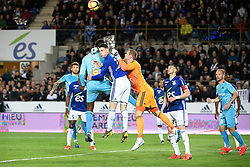 May 3, 2019 - Strasbourg, France - 01 MATZ SELS (STRA) - 19 ANTHONY CACI  (Credit Image: © Panoramic via ZUMA Press)