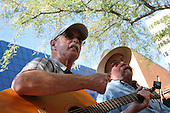Manzanita Bluegrass Jam Session at 2011 Tucson Folk Festival