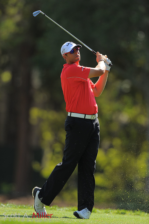J.J. Kileen during the second round of the Transitions Chapionship on the Cooperhead Course at Innisbrook Resort and Golf Club on March 16, 2012 in Palm Harbor, Fla. ..©2012 Scott A. Miller.