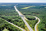 Nederland, Gelderland, Gemeente Arnhem, 09-06-2016; knooppunt Grijsoord, A12 en A50.<br /> Grijsoord junction, near Arnhem<br /> luchtfoto (toeslag op standard tarieven);<br /> aerial photo (additional fee required);<br /> copyright foto/photo Siebe Swart