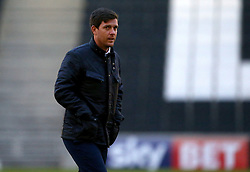 Darrell Clarke manager of Bristol Rovers arrives at Stadium MK for the Sky Bet League One fixture with Milton Keynes Dons - Mandatory by-line: Robbie Stephenson/JMP - 18/10/2016 - FOOTBALL - Stadium MK - Milton Keynes, England - Milton Keynes Dons v Bristol Rovers - Sky Bet League One