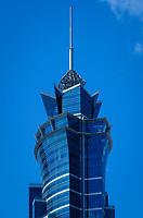 UNITED ARAB EMIRATES, DUBAI - CIRCA JANUARY 2017: Skyscraper in Dubai.