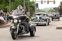 Memorial Day parade and services in Laconia, New Hampshire  May 30, 2011.  Karen Bobotas/for the Laconia Daily Sun