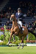 Rodrigo Pessoa - Hilarie<br /> World Equestrian Festival, CHIO Aachen 2015<br /> © DigiShots