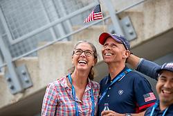 PETERS Steffen (USA), PETERS Shannon (USA)<br /> Aachen - CHIO 2019<br /> Lindt-Preis<br /> Grand Prix Spécial CDI4*<br /> 19. Juli 2019<br /> © www.sportfotos-lafrentz.de/Stefan Lafrentz