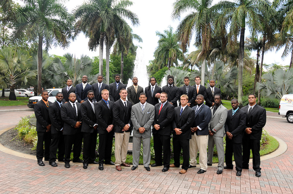 2011 Miami Hurricanes Football Seniors
