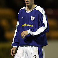 St Johnstone FC<br />Steven Anderson<br /><br />Picture by Graeme Hart.<br />Copyright Perthshire Picture Agency<br />Tel: 01738 623350  Mobile: 07990 594431