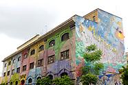 20160427 -  Blu Street Art Via del Porto Fluviale Murales