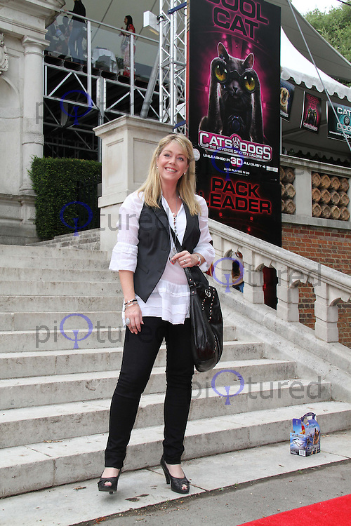 Lucy Alexander Cats & Dogs: The Revenge Of Kitty Galore UK Open Air Premiere, Holland Park Theatre, Kensington, London, UK, 01 August 2010: For piQtured Sales contact: Ian@Piqtured.com +44(0)791 626 2580 (Picture by Richard Goldschmidt/Piqtured)