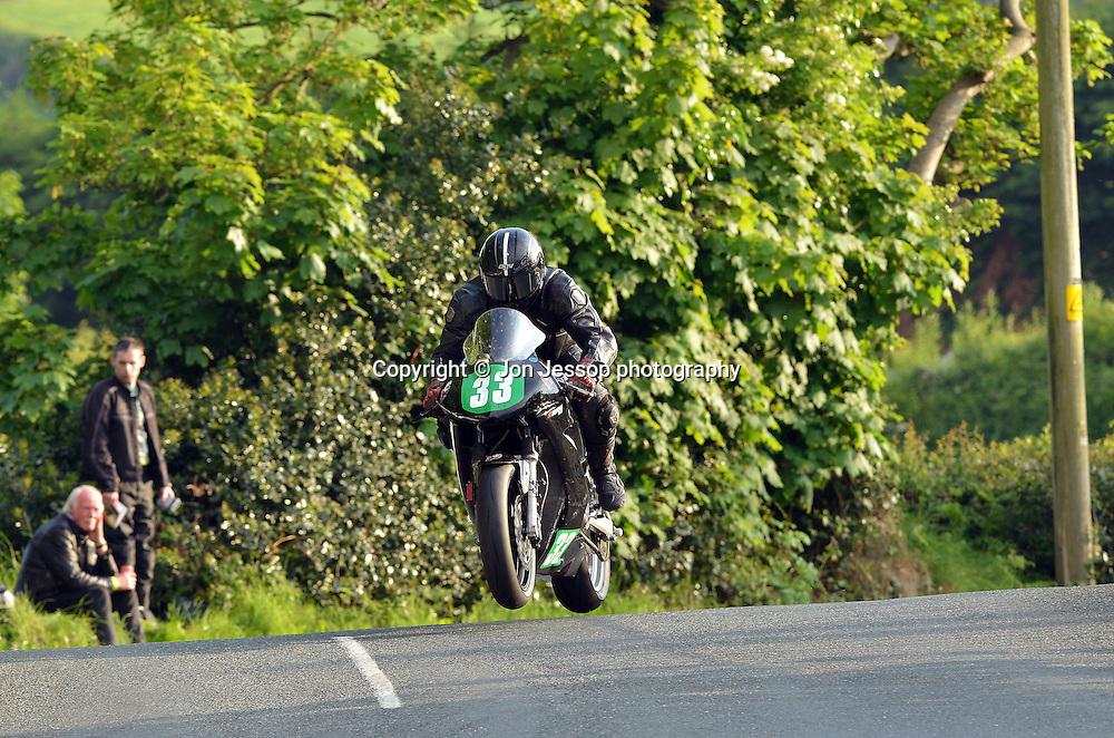 #33 Mark Parrett 650 Kawasaki Mark Parrett Racing