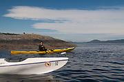 Jason Leads the Way, Stuart Island, Washington, US