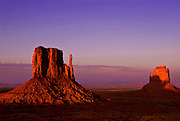 Mittens, Monument Valley, UT