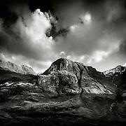 Gearr Aonach, Glen Coe