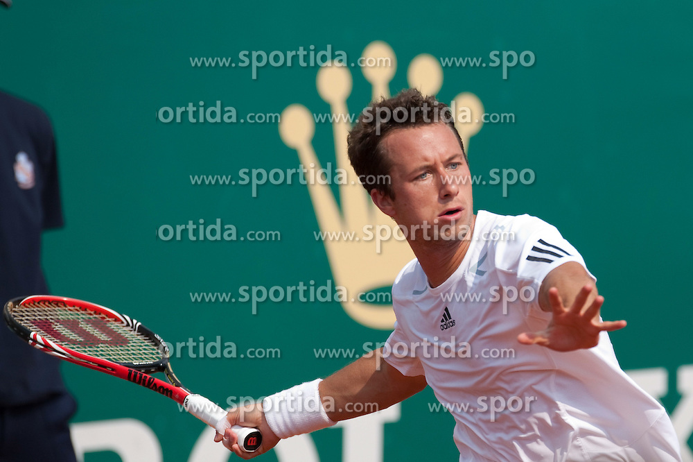 16.04.2010, Country Club, Monte Carlo, MCO, ATP, Monte Carlo Masters, im Bild Philipp Kohlschreiber (GER), EXPA Pictures © 2010, PhotoCredit: EXPA/ M. Gunn / SPORTIDA PHOTO AGENCY