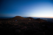 June 26-30 - Pikes Peak Colorado. Sunrise at 13,000 feet.