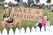 Knights fans during the Burger King Super Smash Twenty20 cricket match Knights v Stags played at Bay Oval, Mount Maunganui, New Zealand on Wednesday 27 December 2017.<br /> <br /> Copyright photo: &copy; Bruce Lim / www.photosport.nz