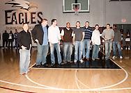 February 28, 2009: The Oklahoma City University Stars play against the Oklahoma Christian University Eagles at the Eagles Nest on the campus of Oklahoma Christian University.