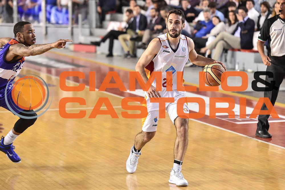 DESCRIZIONE : Campionato 2014/15 Virtus Acea Roma - Enel Brindisi<br /> GIOCATORE : Rok Stipcevic<br /> CATEGORIA : Palleggio<br /> SQUADRA : Virtus Acea Roma<br /> EVENTO : LegaBasket Serie A Beko 2014/2015<br /> GARA : Virtus Acea Roma - Enel Brindisi<br /> DATA : 19/04/2015<br /> SPORT : Pallacanestro <br /> AUTORE : Agenzia Ciamillo-Castoria/GiulioCiamillo