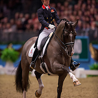 Reem Acra FEI Dressage World Cup - Freestyle