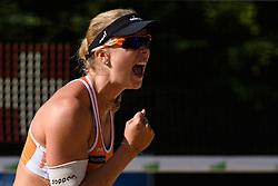 10.06.2016, Hamburg, Tennisstadion Rothenbaum<br /> FIVB World Tour 2016, smart Major Hamburg<br /> <br /> <br /> <br /> Foto: Conny Kurth / www.kurth-media.de