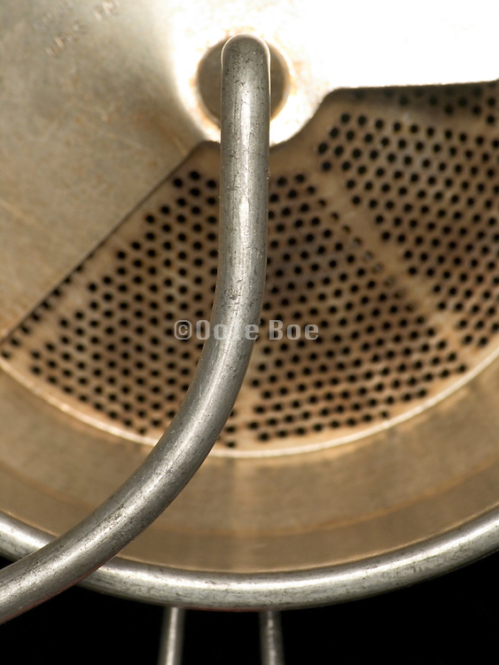 close up of an vegetable mill