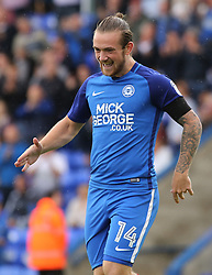 Jack Marriott of Peterborough United celebrates scoring the opening goal - Mandatory by-line: Joe Dent/JMP - 19/08/2017 - FOOTBALL - ABAX Stadium - Peterborough, England - Peterborough United v Rotherham United - Sky Bet League One