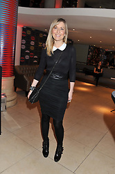 FIONA PHILLIPS at the 2011 Costa Book Awards held at Quaglino's, 16 Bury Street, London on 24th January 2012.