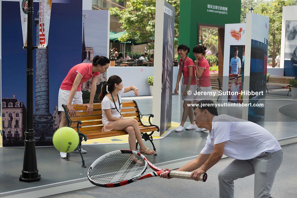 in Beijing, China, Thursday 7th June 2012.