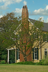 5503_Burling_House_Side_view_Chimney
