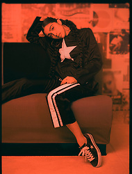 "Lourdes Leon proudly shows off her hairy pits in a new collaborative campaign between Converse and New York youth brand MadeMe. The 21-year-old model, who is Madonna's daughter, is less Queen Of Pop in the photos and instead channels the NYC riot grrrl movement, defined by the city's ""queer, fashion and rave cultures"". Lourdes models a series of shoes and apparel from the collection, including a sleeveless, midriff-baring vest top in which she holds her arm aloft to reveal her unshaven armpits. Striking her best moody poses, Lourdes proves the perfect fit for the women's apparel and footwear collection, which plays to the ""cool girl"". Creative director Erin Magee explained the target customer was an ""independent"" woman who will ""take risks and not worry about what everyone else is wearing or doing. ""It's a girl who is attracted to authenticity and wants to explore street, rave, queer and 90s subculture."" The collection centers around a platform One Star – a sneaker that enjoyed a stint on the 90s rave scene due to its colorful spectrum, and one that Erin Magee herself had purchased on Etsy, just months prior to connecting with Converse on the collaboration. The collection launched on May 24 with prices ranging from £25 to £90 ($33 to $120) on converse.com and Dover Street Market London. 24 May 2018 Pictured: Lourdes Leon stars in a campaign for a new women's apparel and footwear collection in a collaboration between Converse and New York youth brand MadeMe. Photo credit: Converse/ MadeMe/ MEGA TheMegaAgency.com +1 888 505 6342"