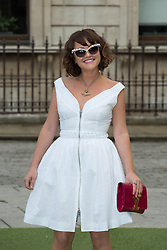 Image ©Licensed to i-Images Picture Agency. 04/06/2014. London, United Kingdom. Royal Academy Summer Exhibition Preview Party. Jaime Winstone arrives to the Summer Exhibition Preview Party at the Royal Academy of Arts. Picture by Daniel Leal-Olivas / i-Images