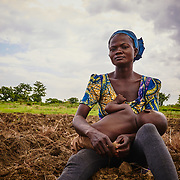 7/17/19/Tumbalug/ Ghana: For the past five years, Oxfam has been absent in Kpatia and Tambalug (2 communities in Garu Tempane District of the Upper East Region of Ghana).  This project is a visual documentary study on the impact of climate change on these farming communities, in the absence of fresh aid.