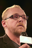 Simon Pegg - Presenter