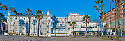 Santa Monica beach; healthy lifestyle; Santa Monica; CA, walkable; pedestrian-friendly city;