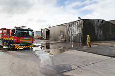 Hamilton-Full fire crew callout to Proform Plastics fire